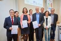 Verleihung Bayer-Promotionspreise 2015